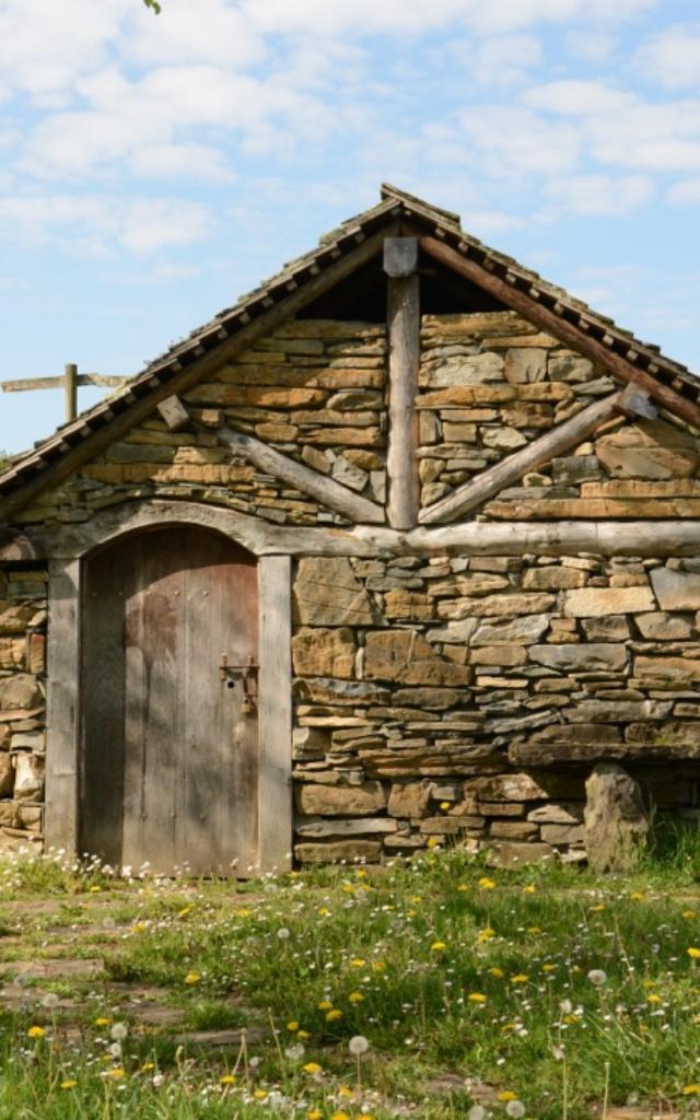 Cayolar d'Aramits (cabane de berger)