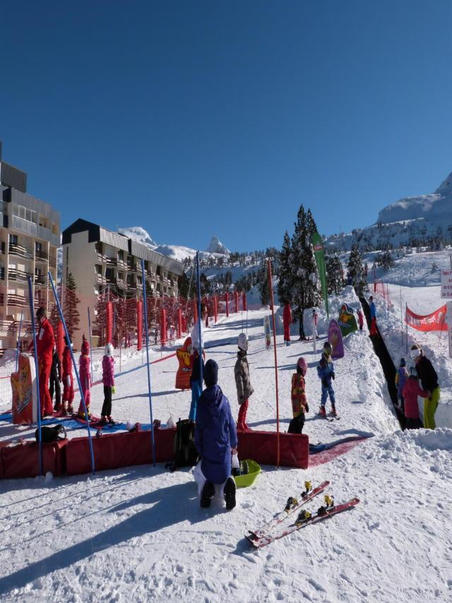 Club Piou-Piou à La Pierre Saint-Martin
