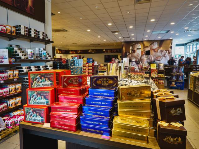 Magasin D'usine Des Maîtres Chocolatiers Lindt à Oloron Sainte-Marie