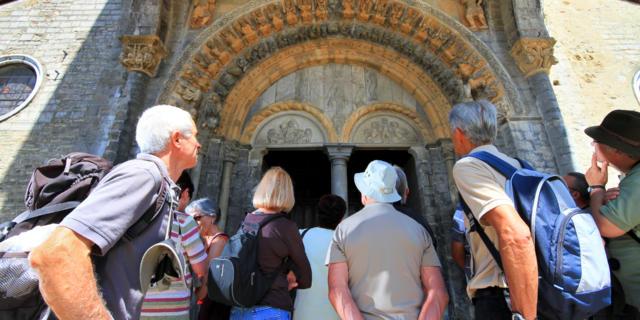 Visite de Groupe à la Cathédrale Sainte Marie à Oloron Sainte Marie