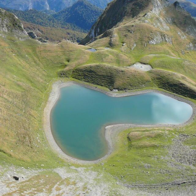Lago de Montagnon