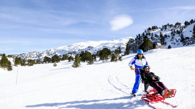 Handi Ski 2019 P.quintana Espa