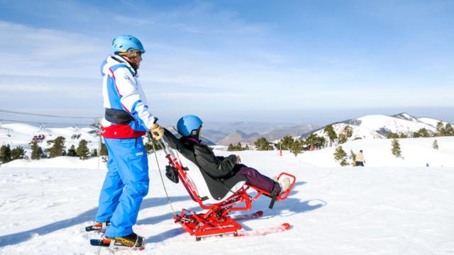 Handi Ski 3 2019 P.quintana Espa