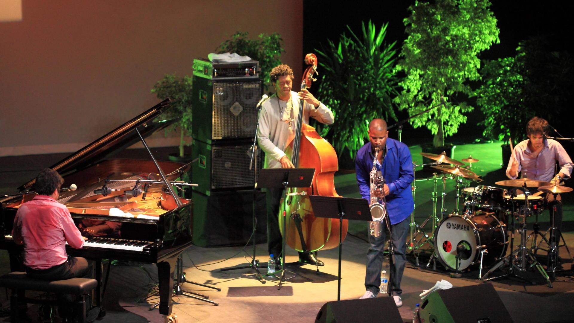 Festival Jazz Des Rives et Des Notes à Oloron