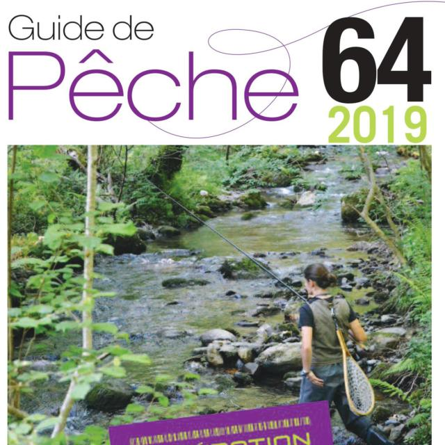 Guide Peche Pyrenees Atlantiques 2019